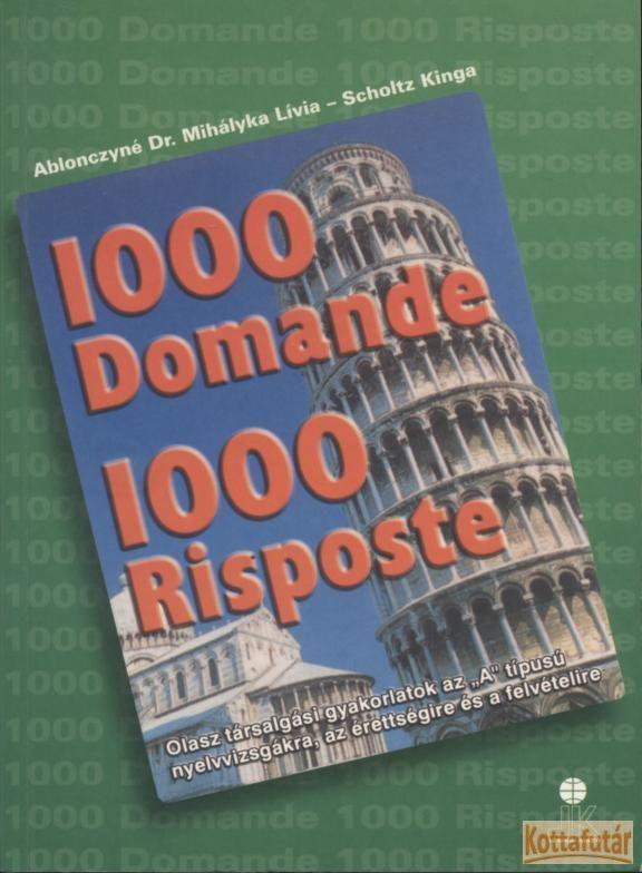 1000 Domande - 1000 Risposte