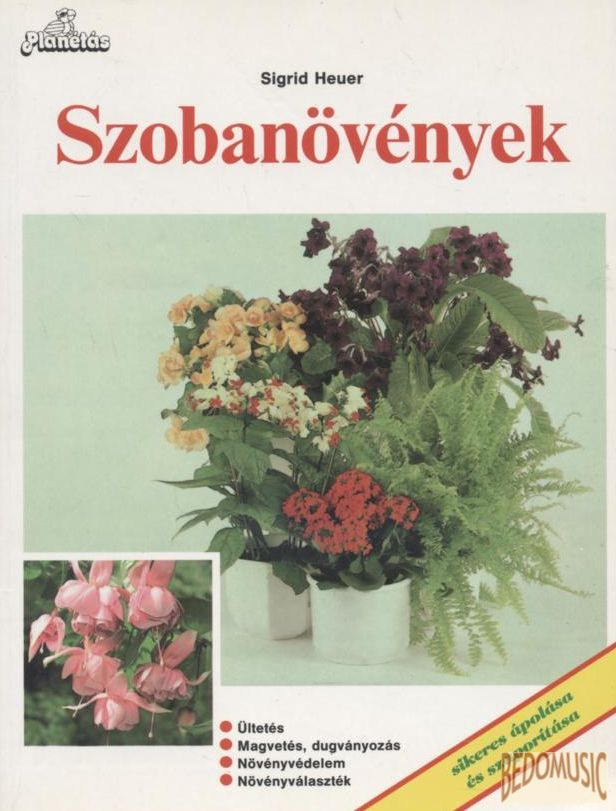 Szobanövények (Heuer)