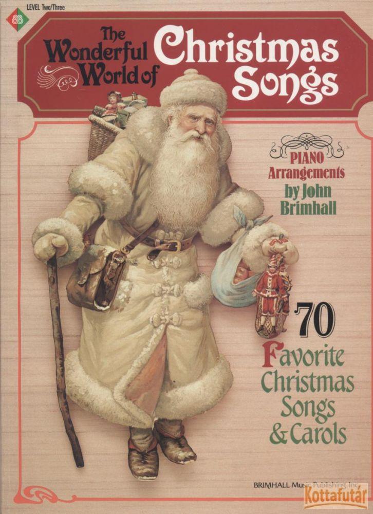 The Wonderful World of Christmas Songs