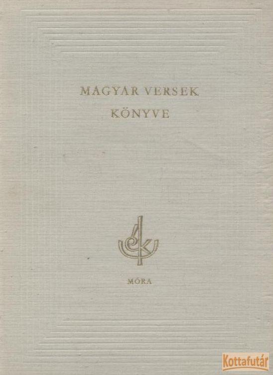 Magyar versek könyve