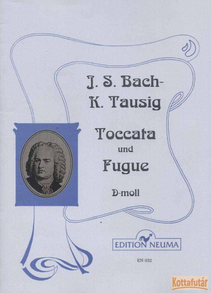 Toccata und Fugue D-moll für Piano