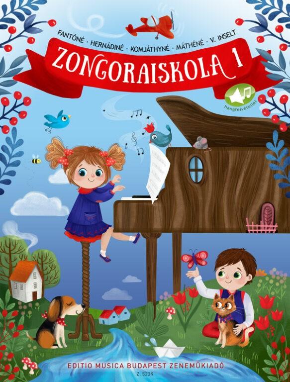 Zongoraiskola 1.