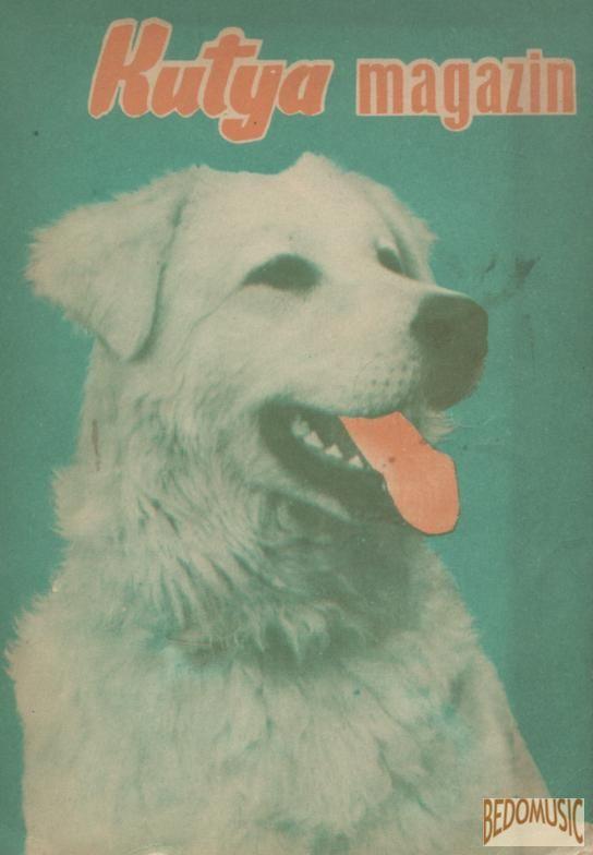 Kutya magazin 1970