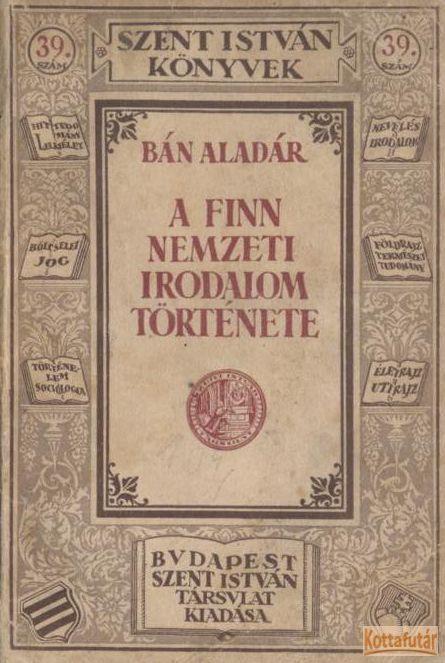 A finn nemzeti irodalom története