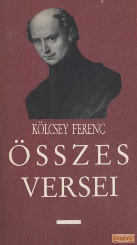 Kölcsey Ferenc összes versei