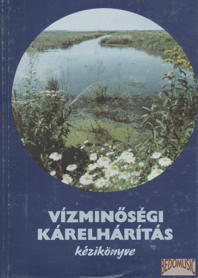 Vízminőségi kárelhárítás kézikönyve