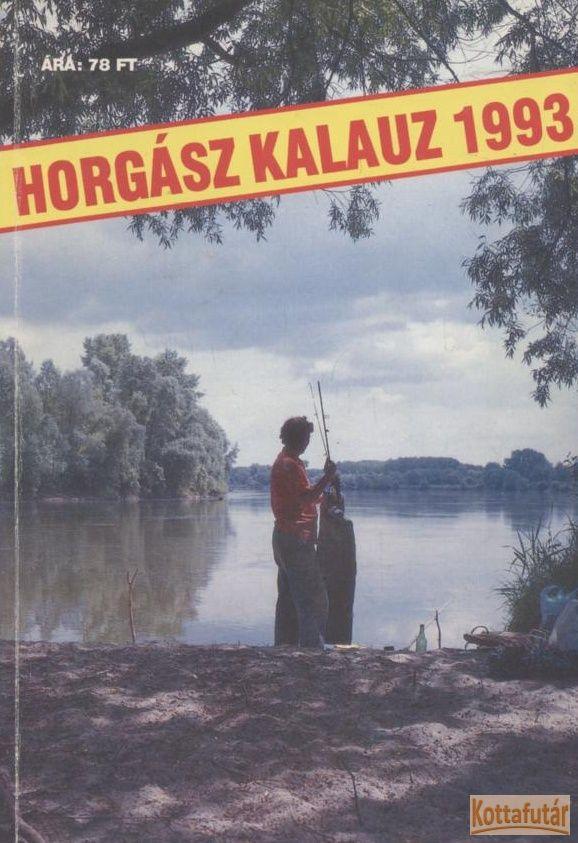 Horgász kalauz 1993