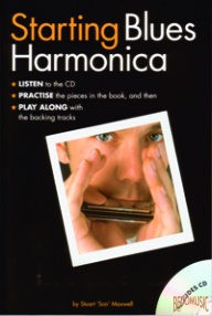 Starting Blues Harmonica