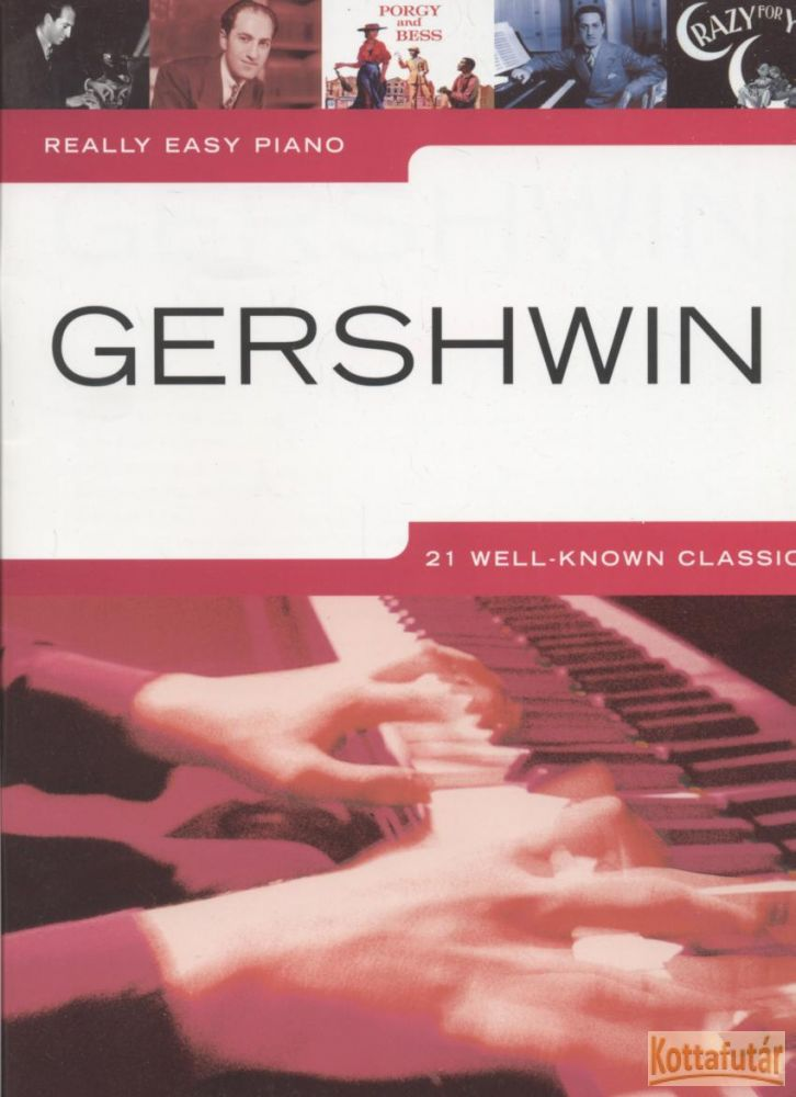 Gershwin - 21 Well-Known Classic