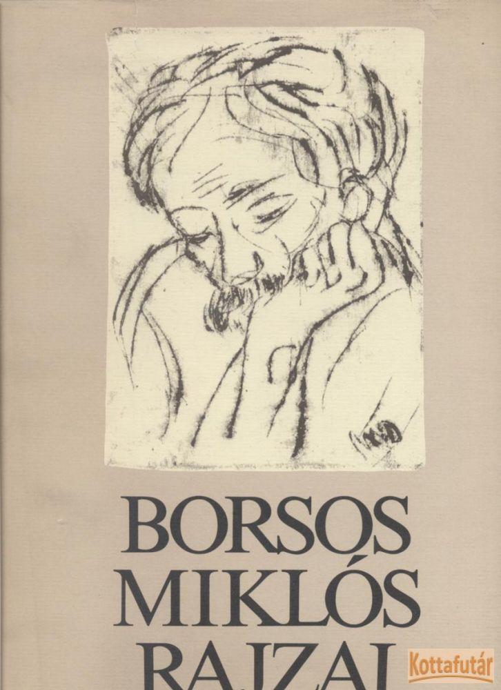 Borsos Miklós rajzai