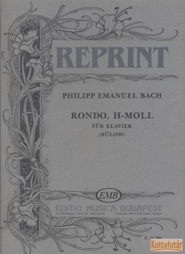 Rondo H-moll für Klavier