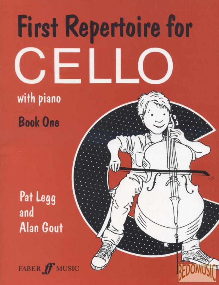 First Repertoire for Cello. Book 1