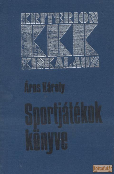Sportjátékok könyve