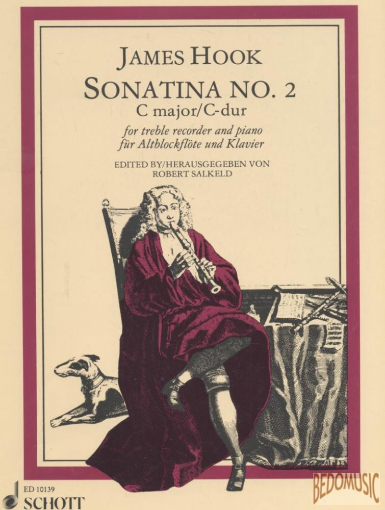 Sonatina No. 2 C major / C-dur