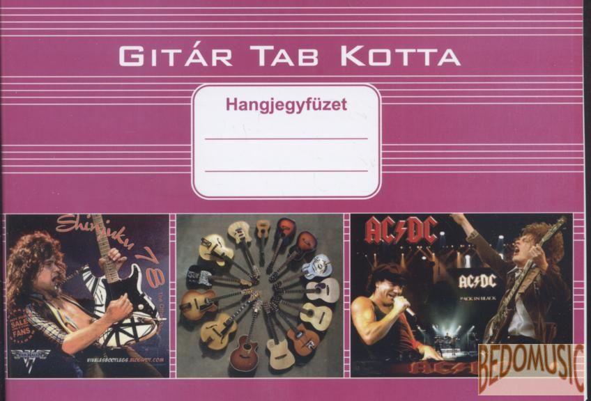 Gitár Tab Kotta