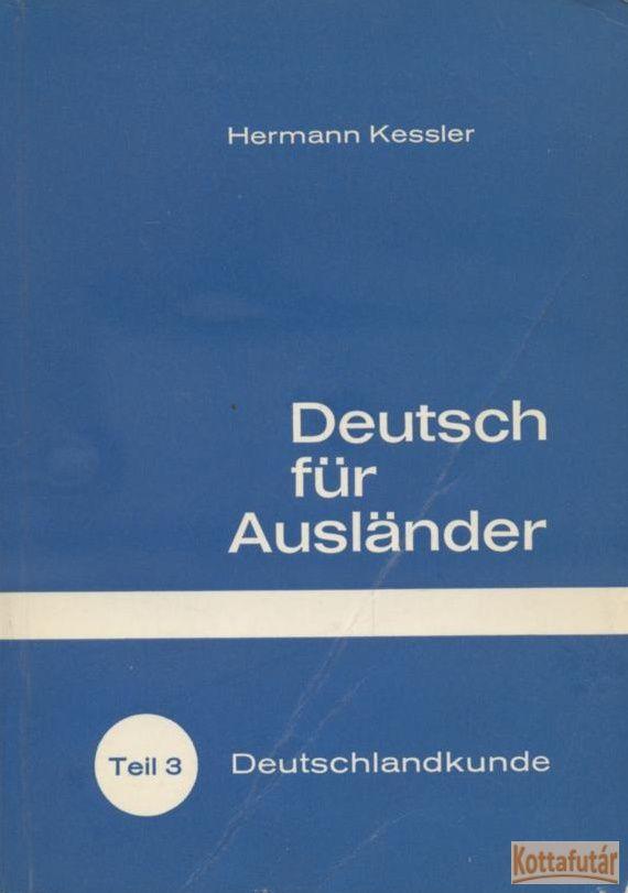 Deutsch für Ausländer Teil 3