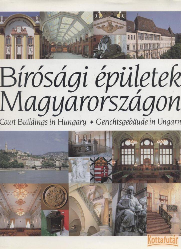 Bírósági épületek Magyarországon