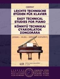 Könnyű technikai gyakorlatok zongorára
