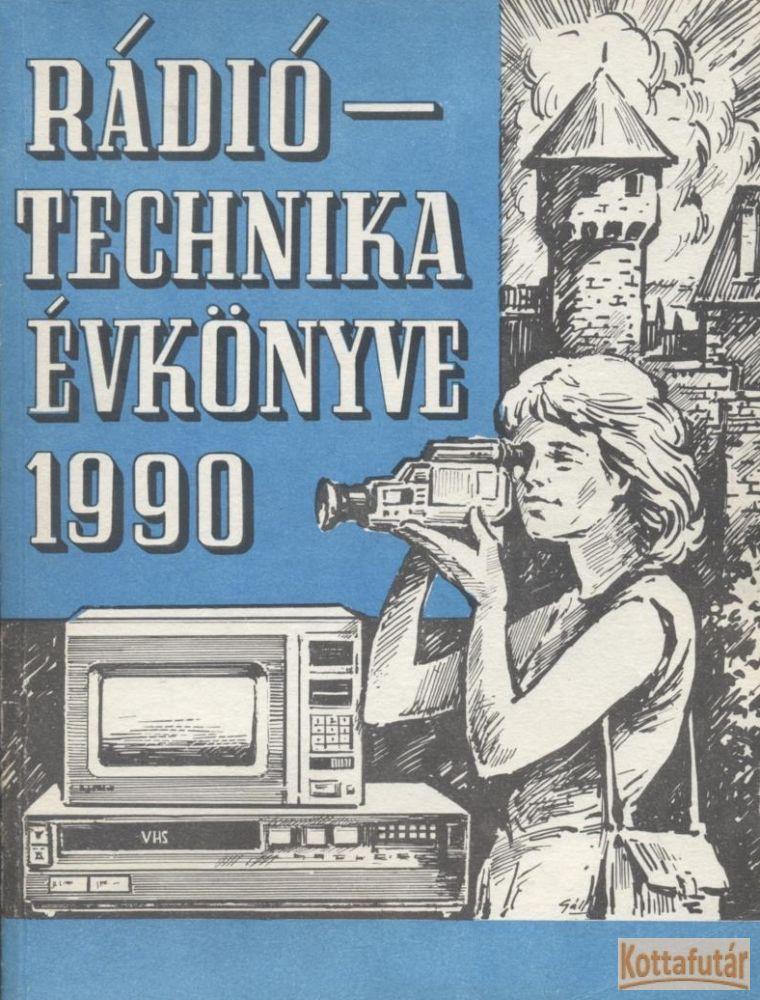 A Rádiótechnika évkönyve 1990