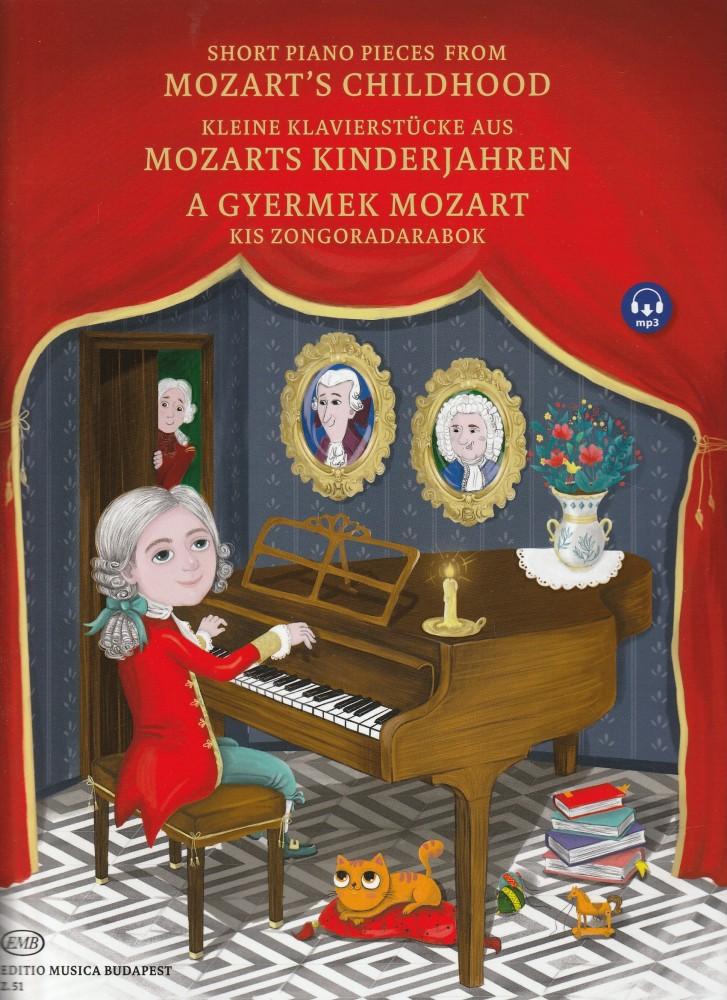 A gyermek Mozart