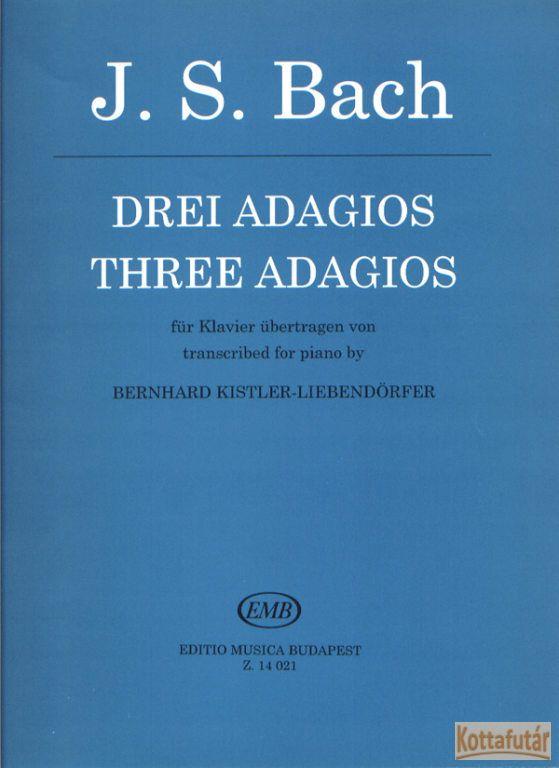 Három Adagio