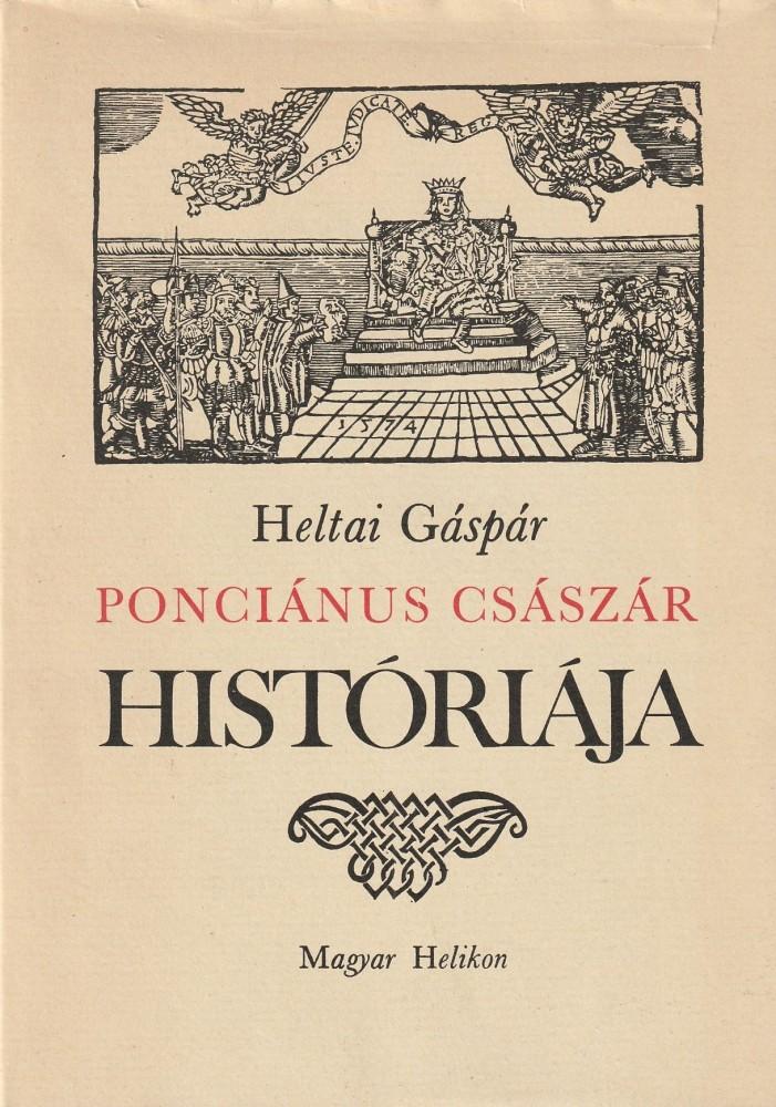 Ponciánus császár históriája