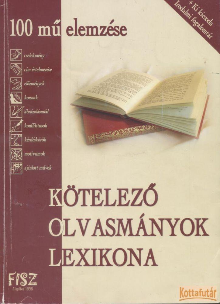 Kötelező olvasmányok lexikona
