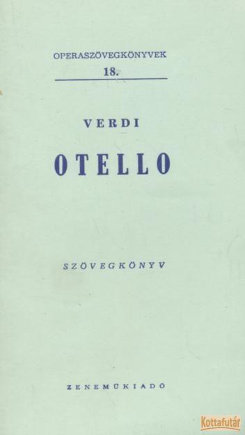 Otello (szövegkönyv)