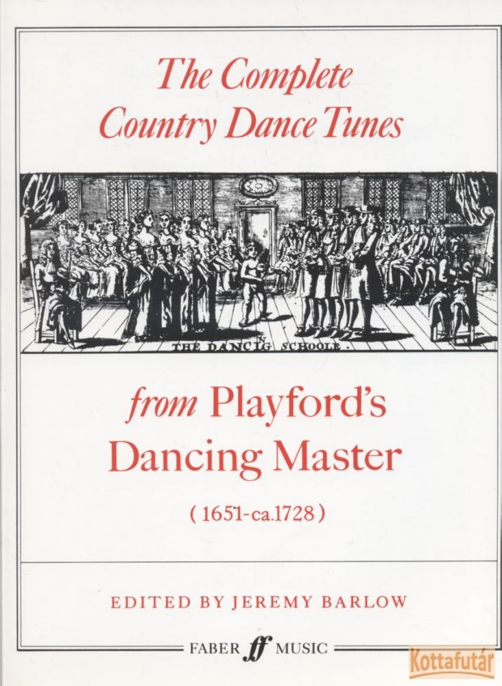 Playford's Dancing Master