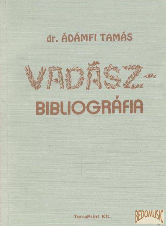 Vadászbibliográfia