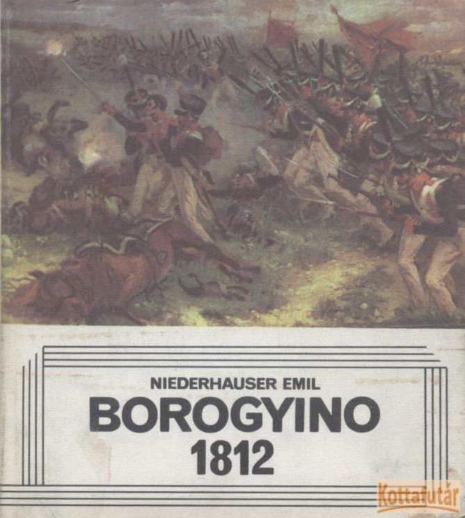 Borogyino 1812