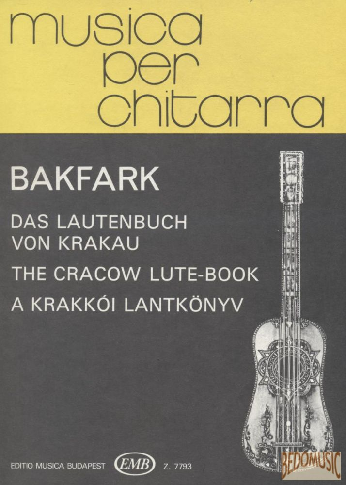 A krakkói lantkönyv