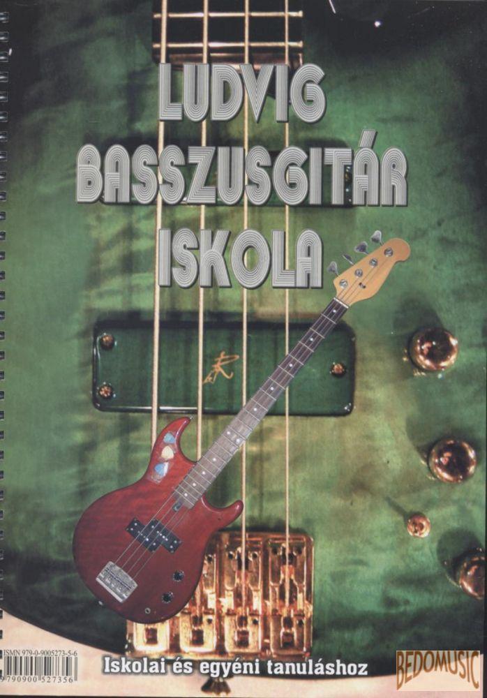 Ludvig basszusgitár iskola / FUKK Slap basszusgitár iskola