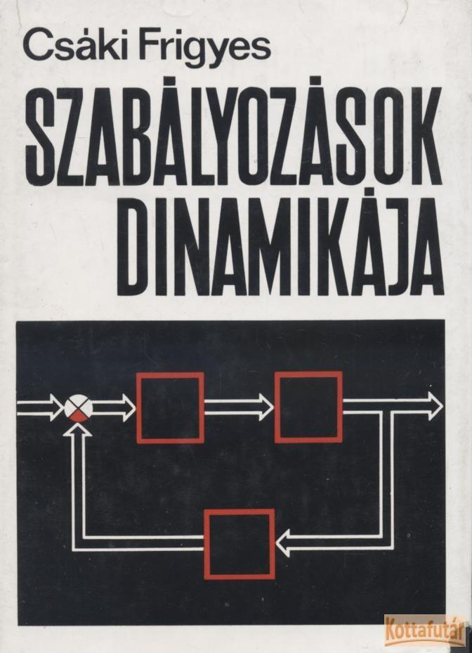 Szabályozások dinamikája - Lineáris szabályozáselmélet