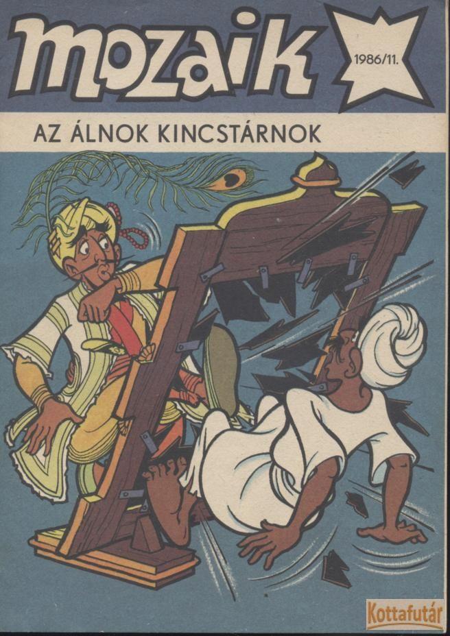 Mozaik 1986/11. - Az álnok kincstárnok
