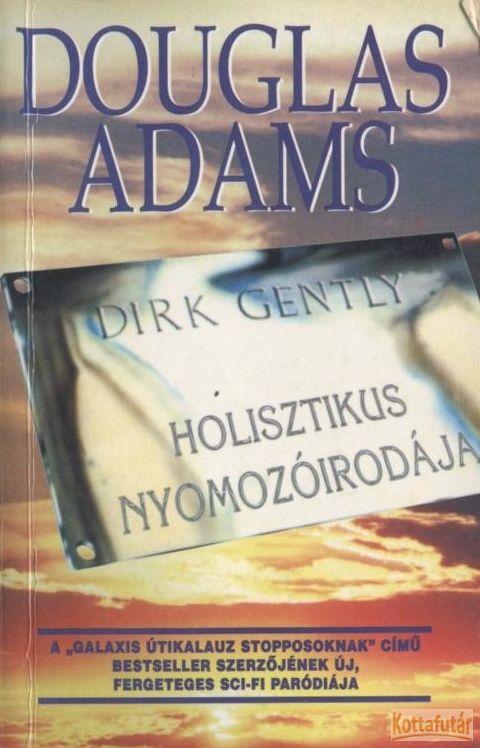 Dirk Genty holisztikus nyomozóirodája
