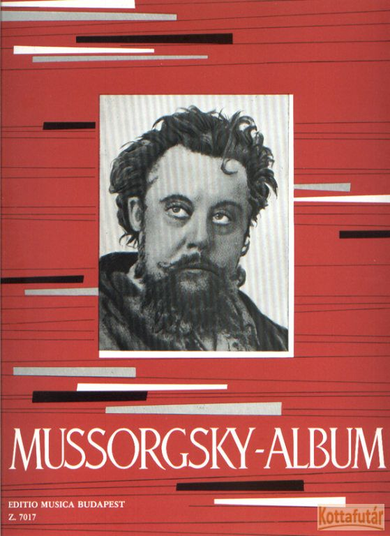 Mussorgsky-Album