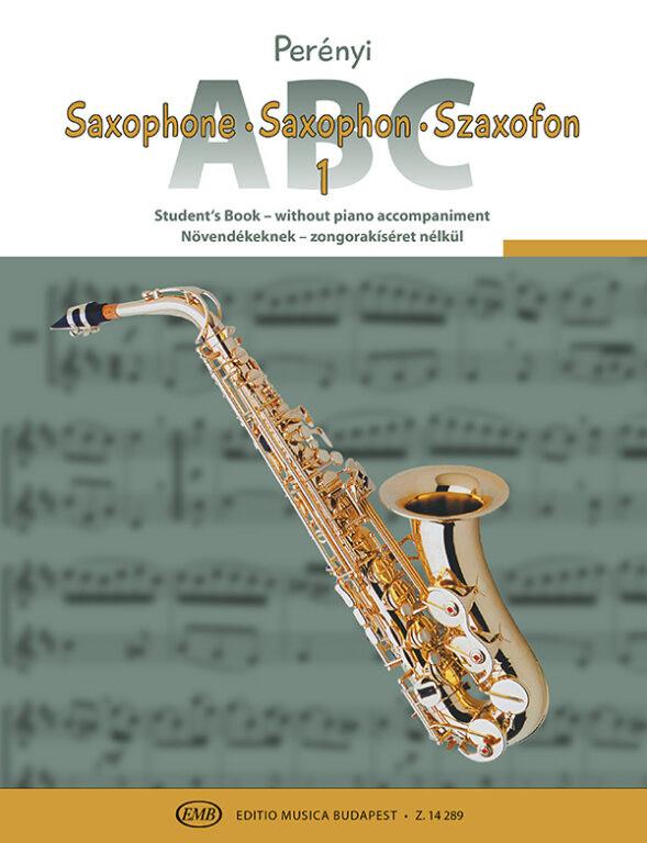 Szaxofon ABC 1.