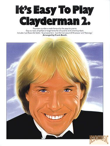 It's Easy To Play Clayderman 2.