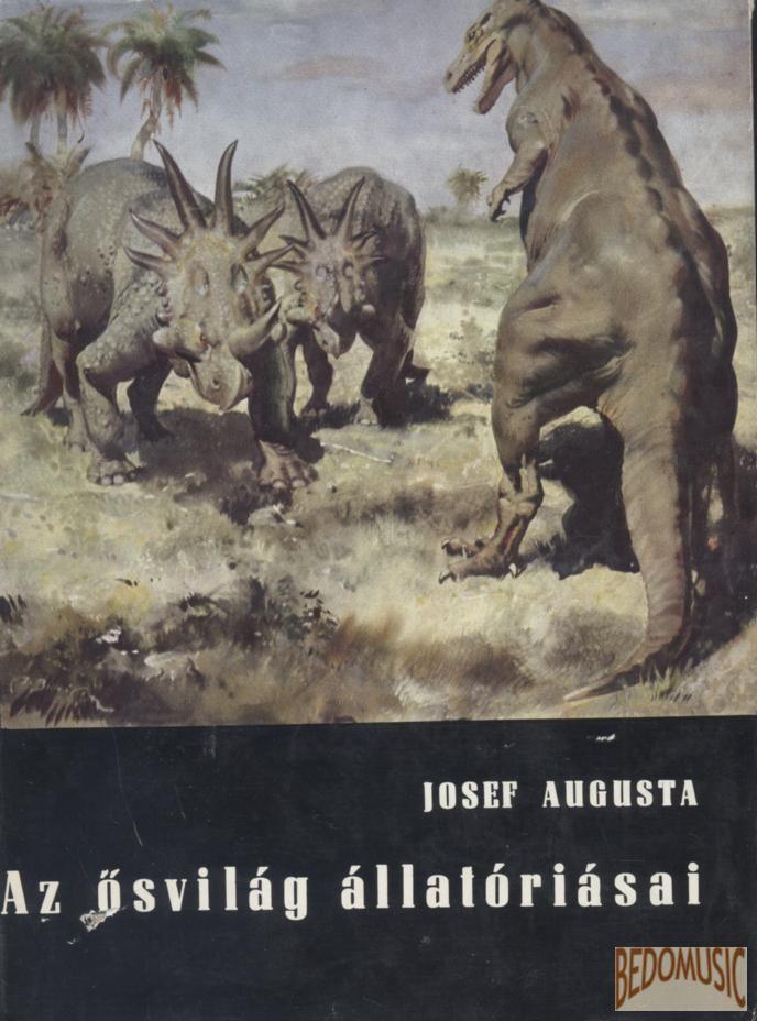 Az ősvilág állatóriásai