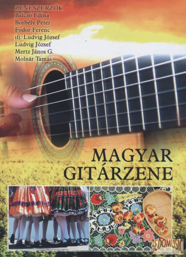 Magyar gitárzene