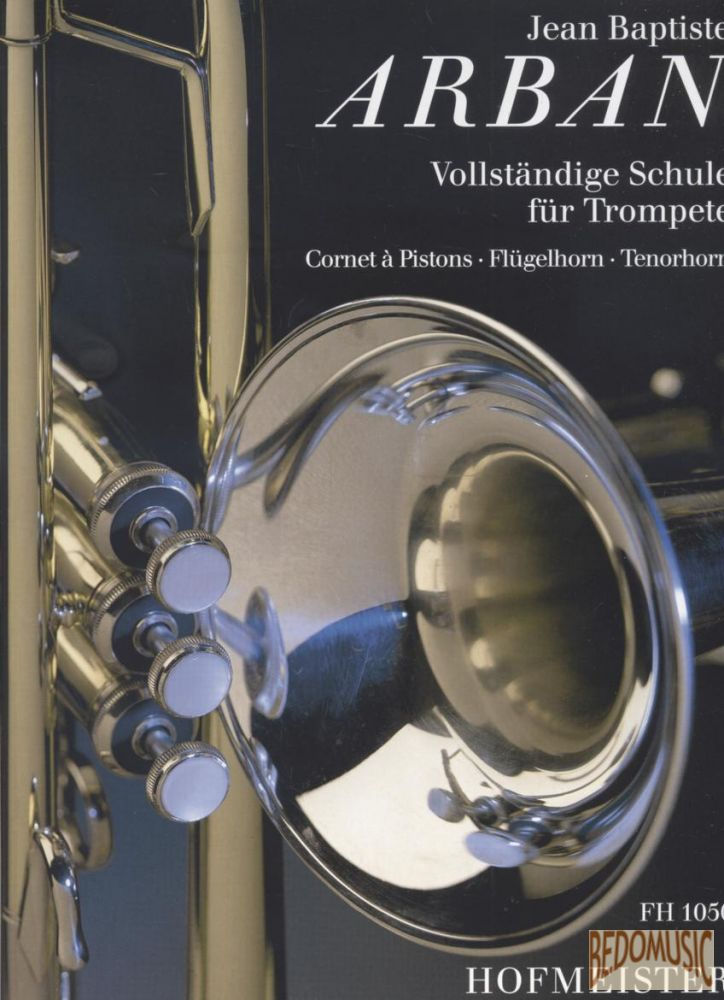 Arban - Vollstandige Schule für Trompete