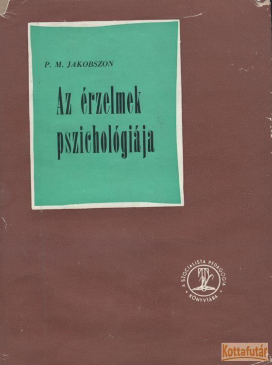 Az érzelmek pszichológiája