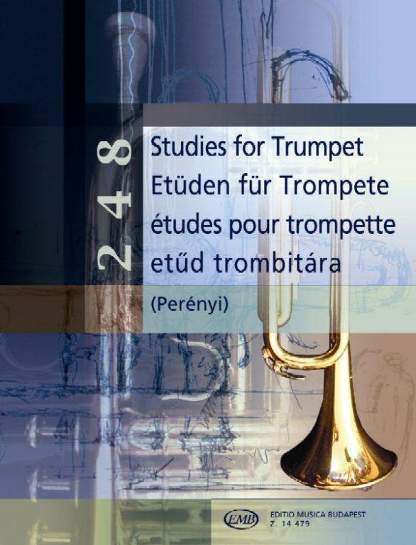 248 etűd trombitára
