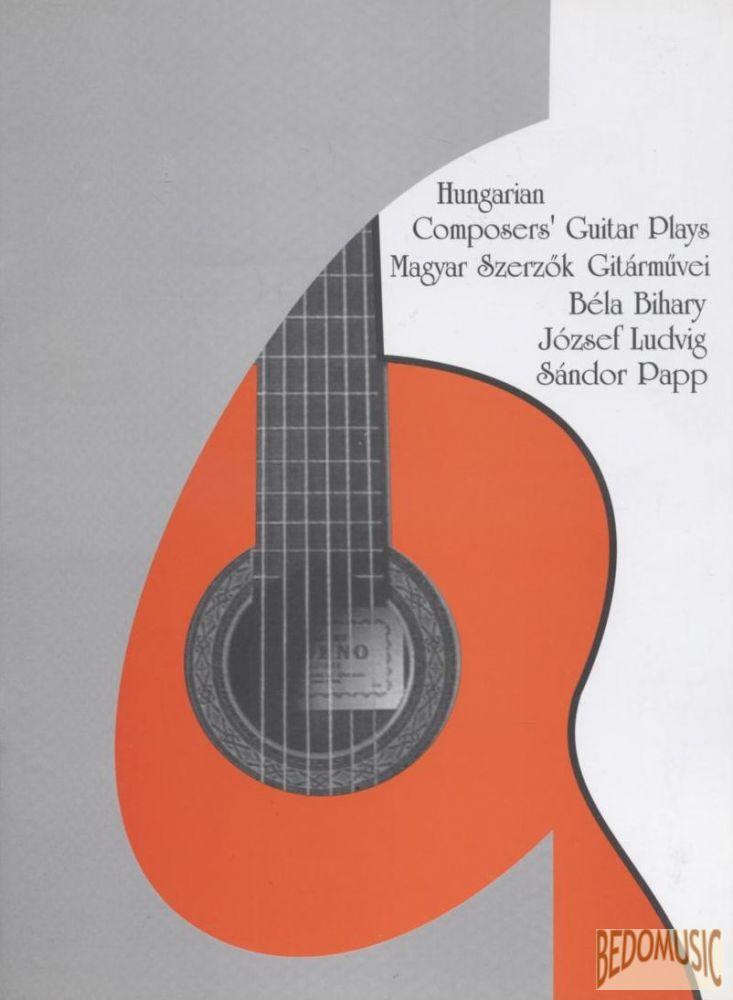 Magyar szerzők gitárművei