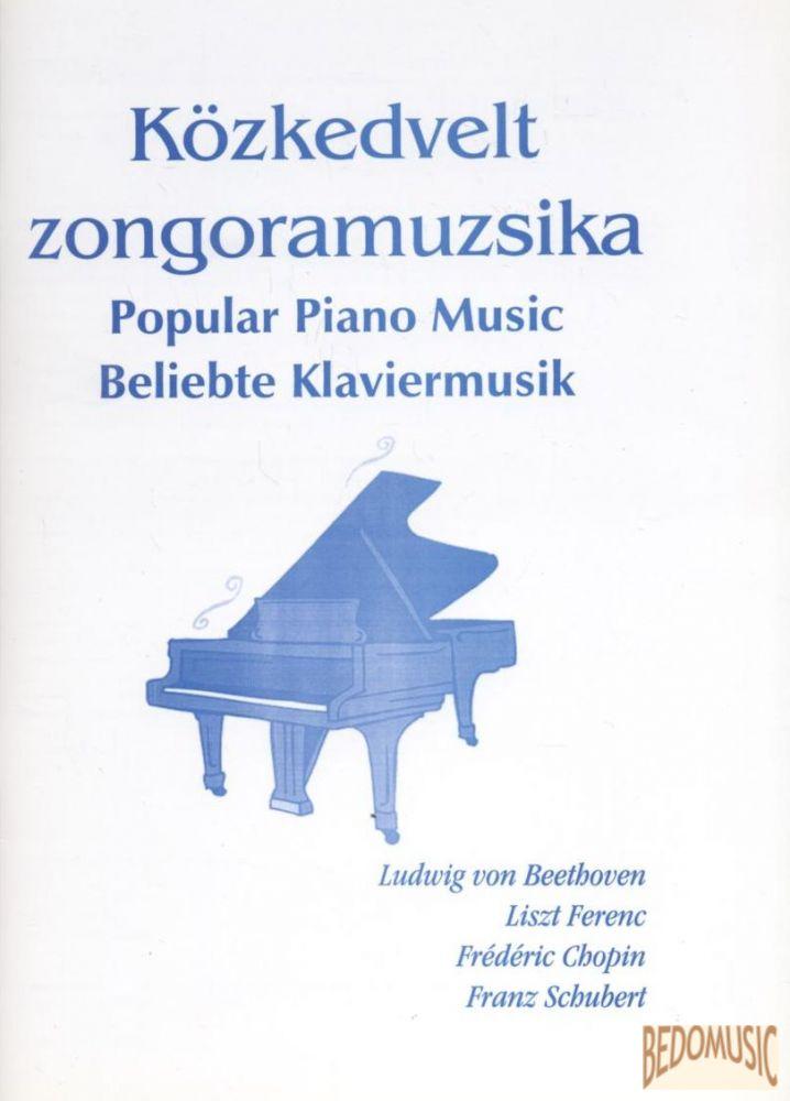 Közkedvelt zongoramuzsika