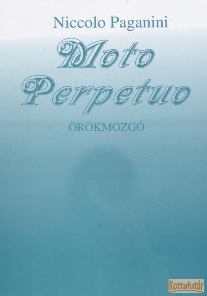 Moto Perpetuo - Örökmozgó