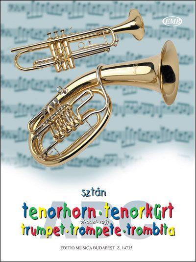 Tenorkürt- vagy trombita ABC