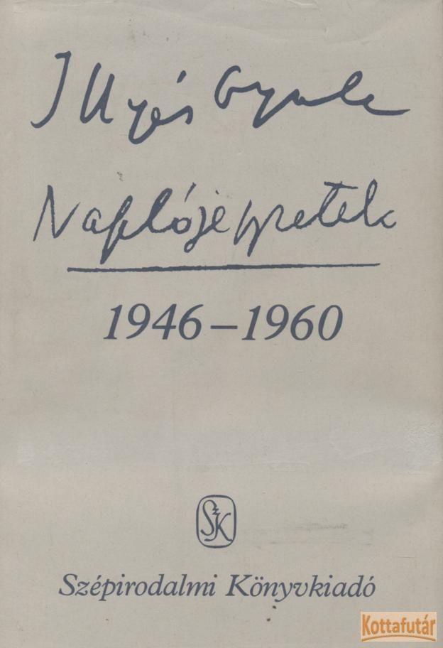 Naplójegyzetek 1946-1960