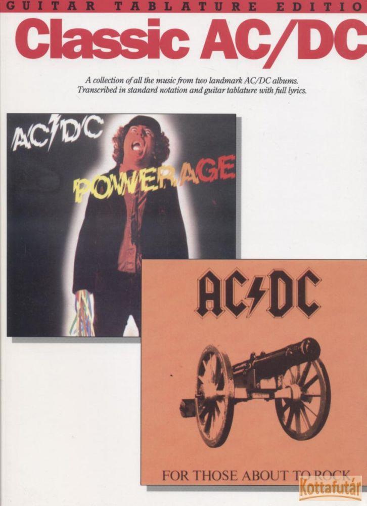Classic AC / DC